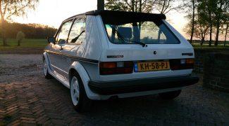 Roel's Golf 1 GTS